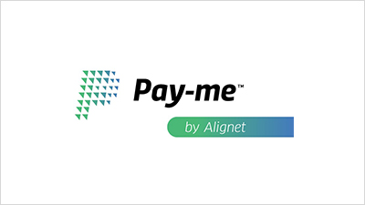 Logo Pay-me by Alignet